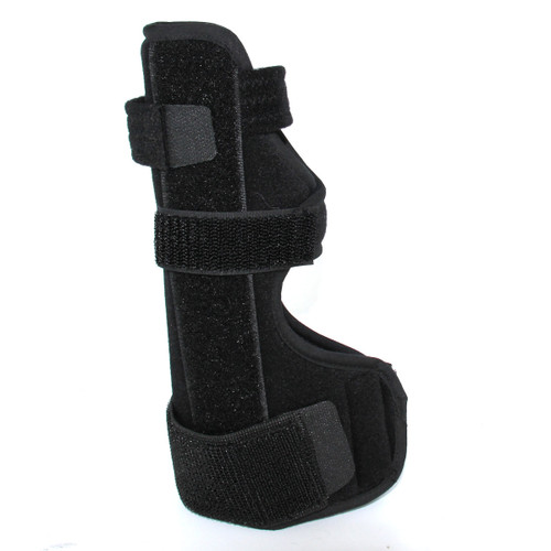 "Metacarpal Boxer Splint- Right Hand Brace, Medium (Dia. of palm < 4"")"