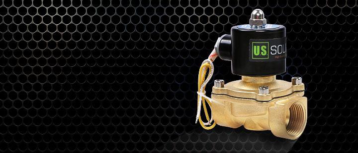 Ussolid com: Online Shopping for Solenoid Valves, Motorized Ball