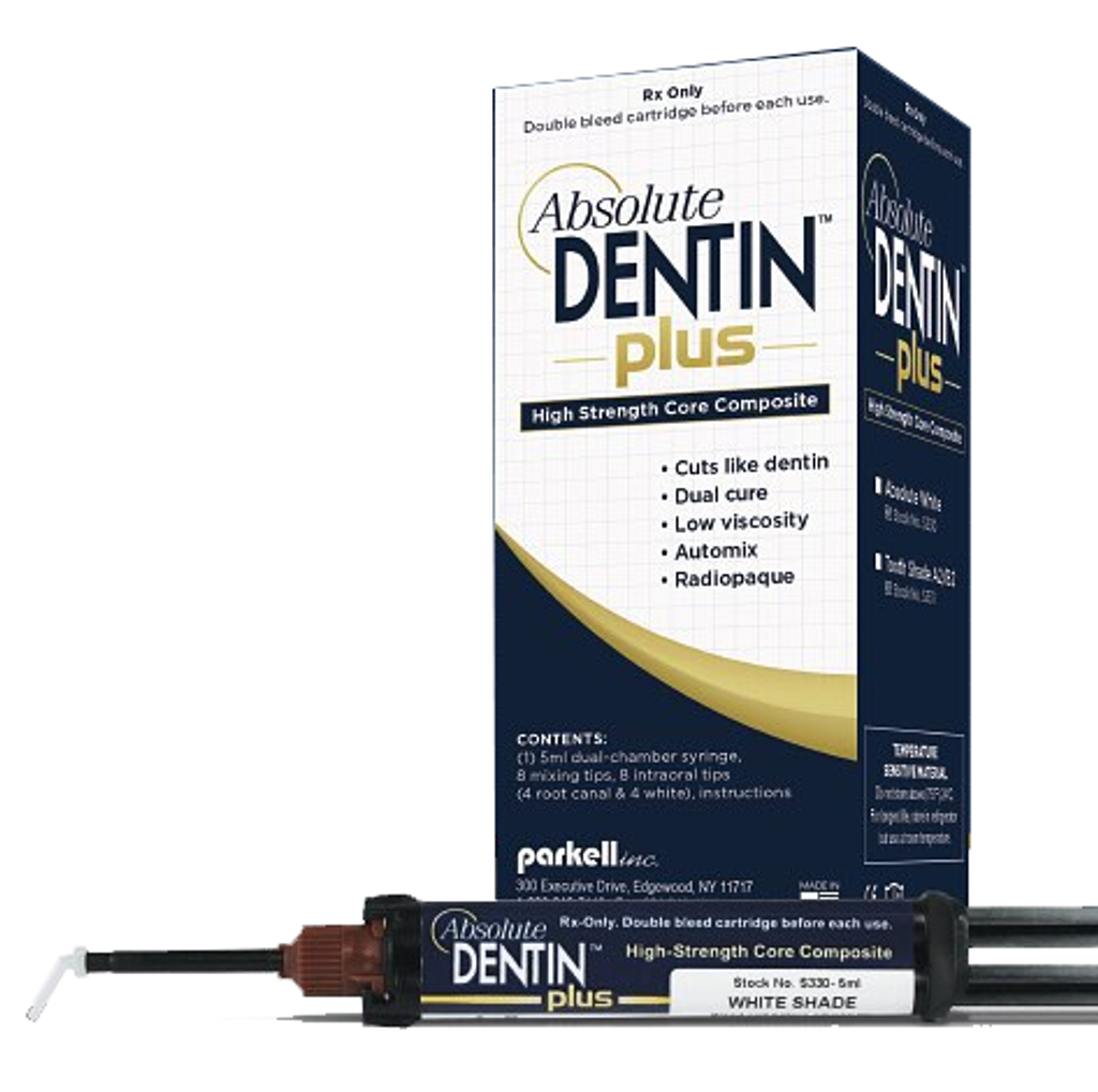 Absolute Dentin Plus Tooth Shade 5ml Syringe