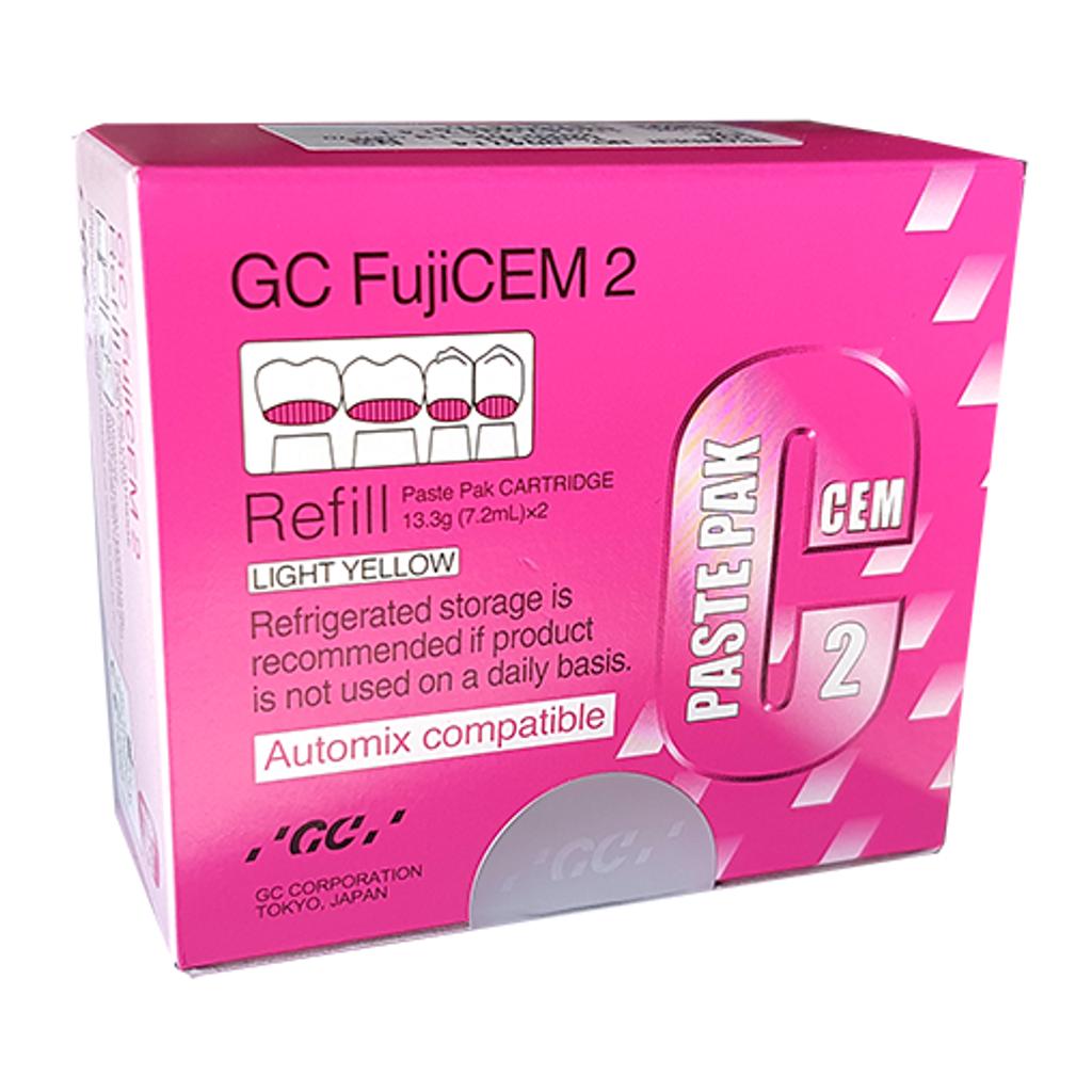 FujiCEM 2 PastePak Automix compatible