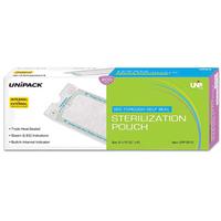 Sterilization Pouches Class 4 -  3-1/2in X 10in (200 pcs/bag)