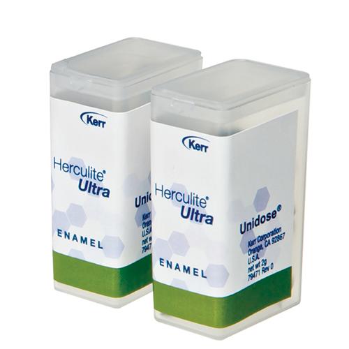 Herculite Ultra Unidose Refill Enamel 20/Bx