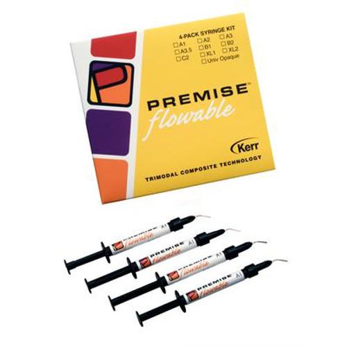 Premise Flowable 4x1.7gm Syringe