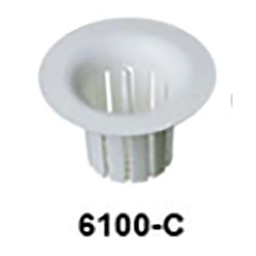 Dispos-A-Trap Model 6100-C, universal diameter 144/Box