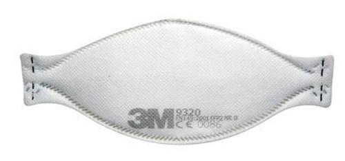Genuine 3M Aura Particulate Respirator 9320A+ 10/Pk