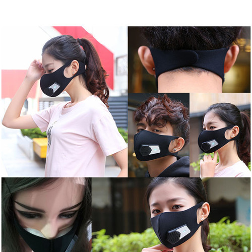 Smart Electric Fresh Air Purifying Mask PM2.5