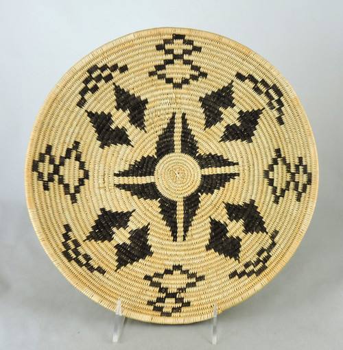 Apache Indian Willow Basketry Tray