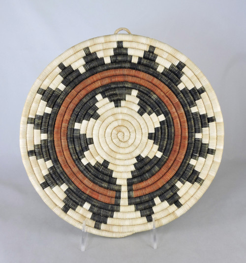 Second Mesa Hopi Coil Supai Tray