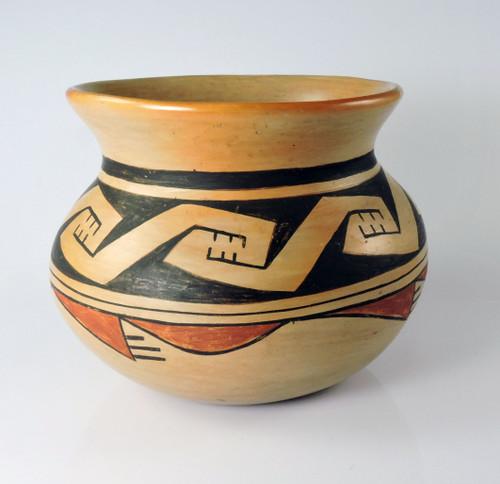 Elva Nampeyo Hopi Pottery Jar