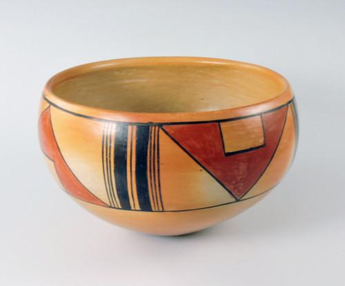 Hopi Pottery Bowl Priscilla Namingha Nampeyo