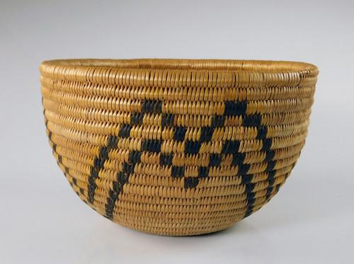 Las Vegas Paiute Small Basketry Bowl