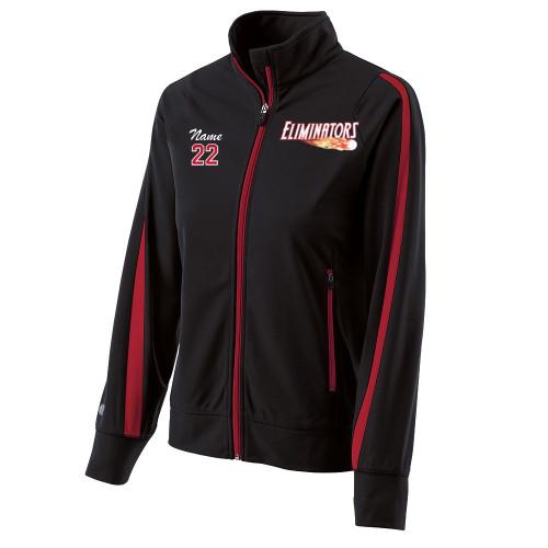 Eliminators Embroidered Warm-Up Jacket