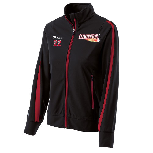 Eliminators Embroidered Warm-Up Jacket