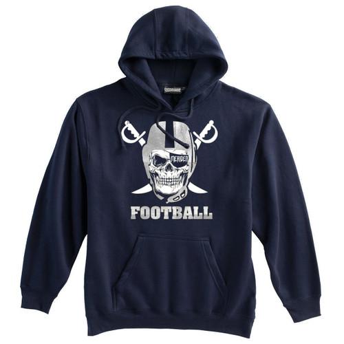 Meriden Raiders Football Unisex Hoodie