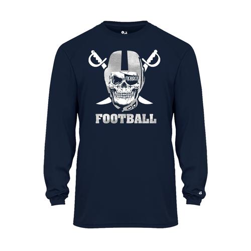 Meriden Raiders Football Unisex Long Sleeve