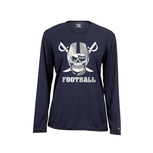 Meriden Raiders Football Ladies Long Sleeve