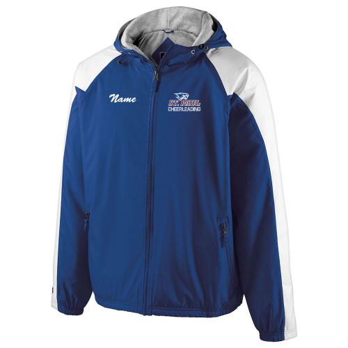 St. Paul Cheer Full Zip Jacket