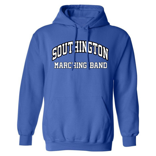 Southington Marching Band Hooded Sweatshirt