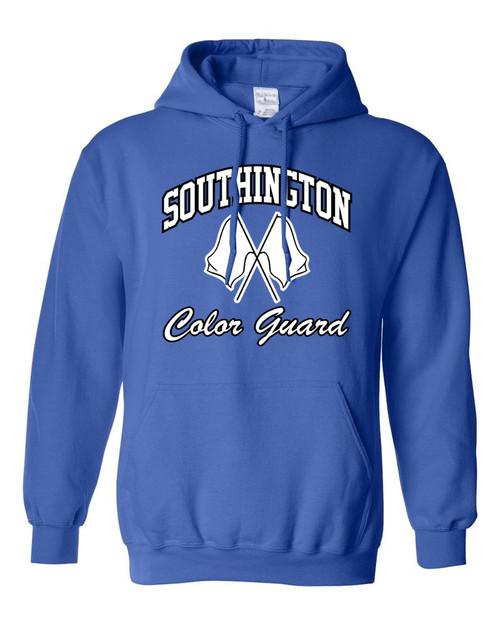 Southington Color Guard Hooded Sweatshirt