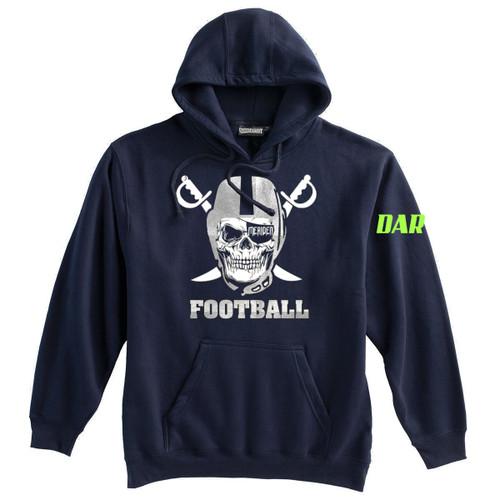 8U Meriden Raiders Football Unisex Hoodie