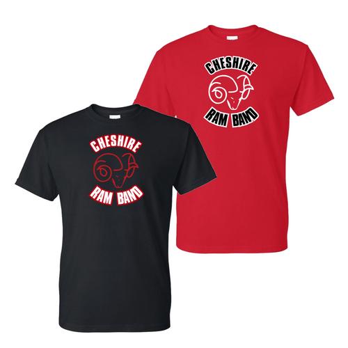 Cheshire Ram Band T-Shirt