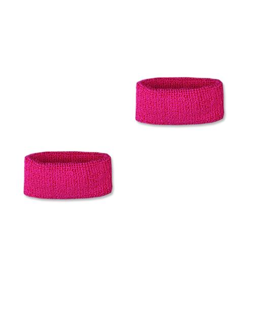 Hot Pink Wrist Bands
