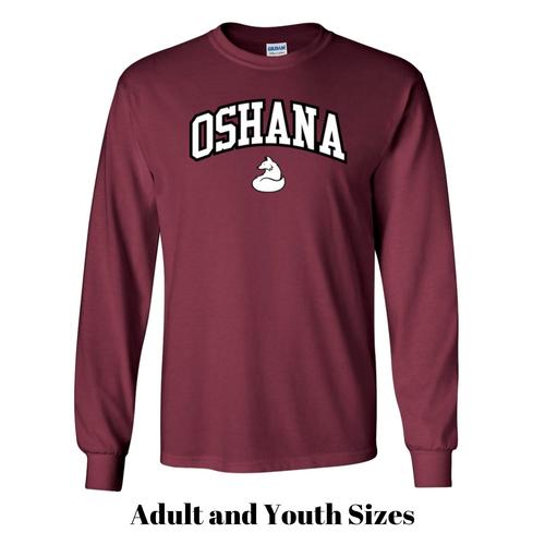 Oshana Foxtails Long Sleeve