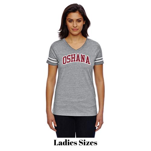 Oshana Ladies Stripe Shirt
