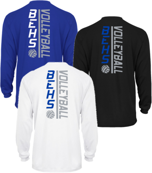 BEHS Wicking Long Sleeve