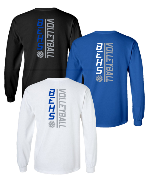 BEHS 100% Cotton Long Sleeve