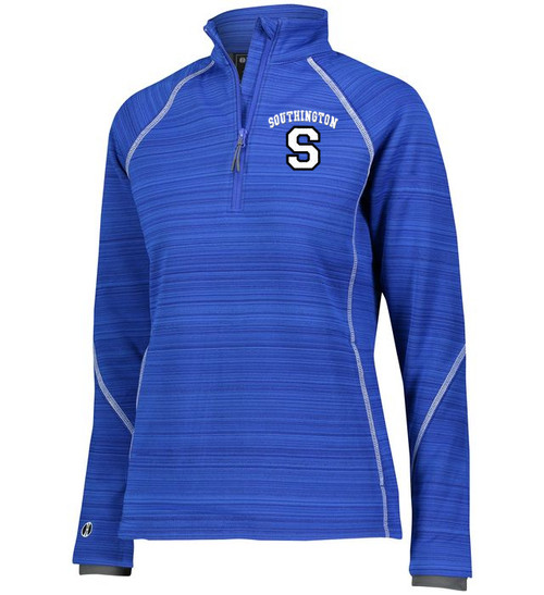 Southington Ladies Deviate 1/2 Zip