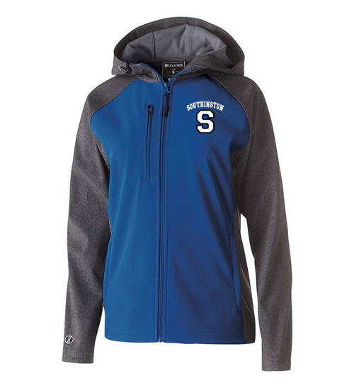 Southington Raider Ladies Soft Shell Jacket