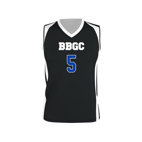 BBGC Basketball Jersey