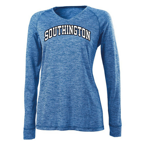 Southington Ladies Snowy Long Sleeve