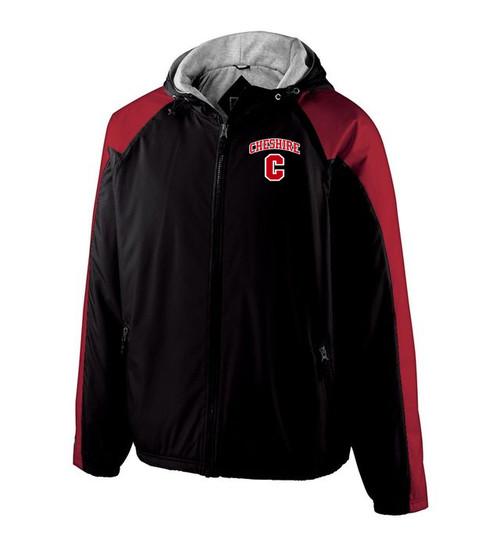 Cheshire Scarlet/Black Homefield Jacket