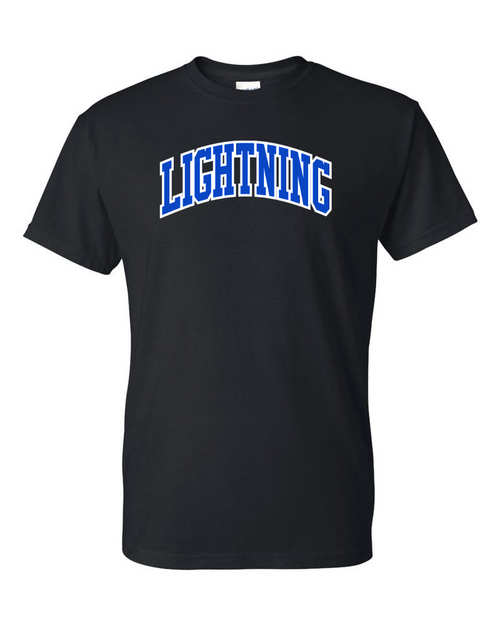 Lightning 50/50 Cotton T-Shirt