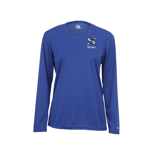 Lightning Ladies Moisture Management Long Sleeve