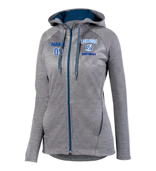 Lightning Ladies Zoe Tonal Full Zip