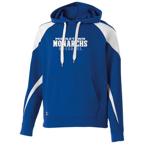 Middletown Monarchs Baseball Hoodie