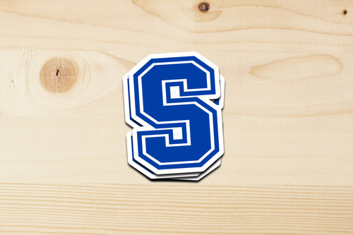 "Southington ""S"" Sticker"