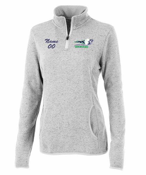 Titans Ladies Fleece 1/4 Zip