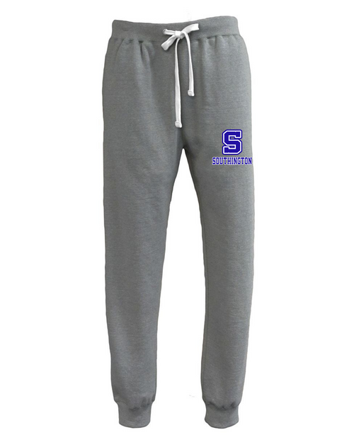 Southington Light Gray Jogger with Hip Logo