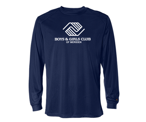 BGCM Navy Long Sleeve