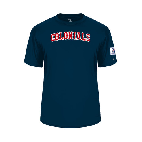 Wolcott Colonials Short Sleeve