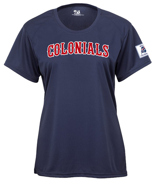 Wolcott Colonials Ladies Short Sleeve