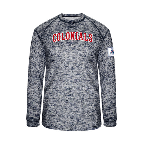 Wolcott Colonials Sportblend Long Sleeve