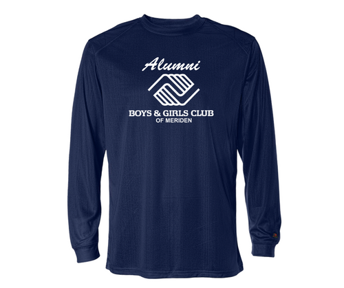 Alumni BGCM Navy Long Sleeve