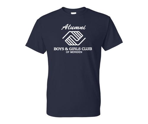 Alumni BGCM Navy T-Shirt