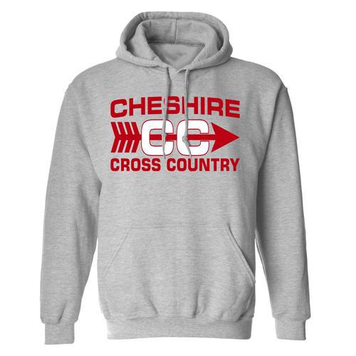 CHS Boys XC Hooded Sweatshirt
