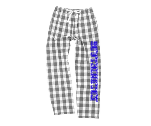 Southington Oxford Gray Flannel Pants